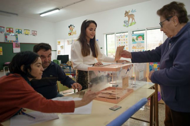 Spain votes for fourth time in four years amid Catalonia tensions