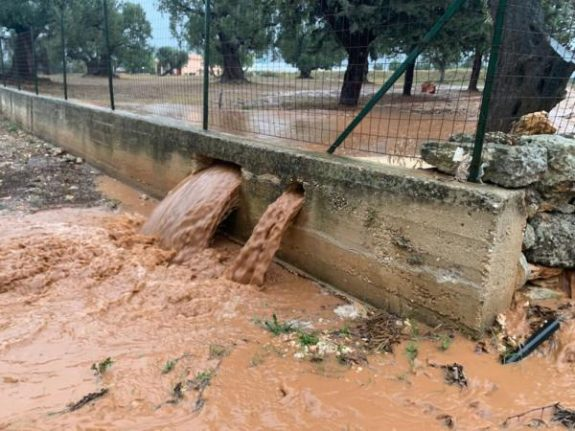 WATCH: Southern Italy battered by storms, floods and tornadoes