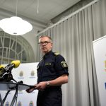 What is a 'special incident' in Sweden and what happens when police launch one?