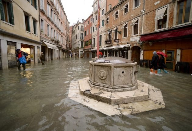 New study reveals which parts of Italy are most at risk from extreme weather