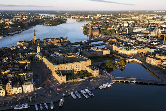Why Stockholm is a global university center on the rise