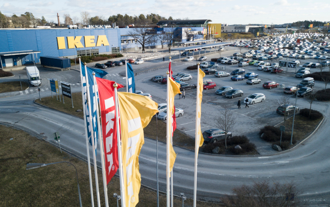 Ikea's online store now brings in 10 percent of total sales