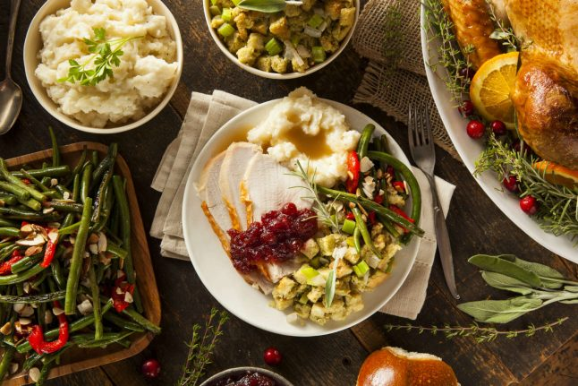 Here's how to make the most of Thanksgiving in Germany