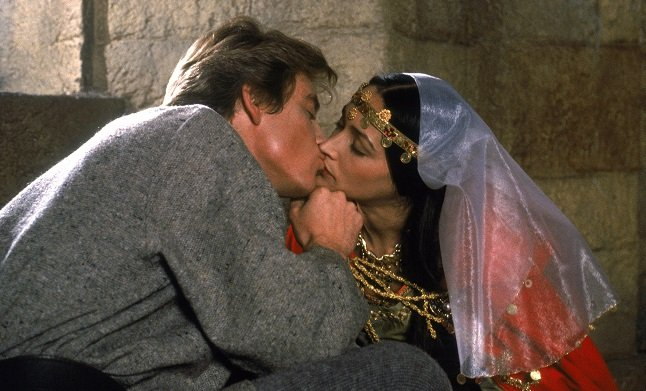 Why do the Swedes watch Ivanhoe on New Year's Day?