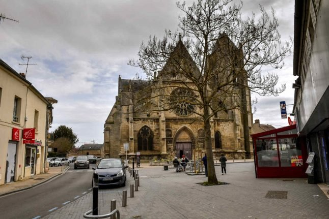 Congregation suffers carbon monoxide poisoning at French Christmas mass