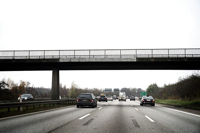 The number of people dying on Denmark's roads is increasing
