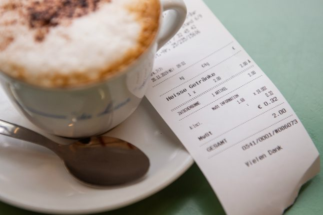 Explained: Why shops in Germany will soon be forced to give you a receipt