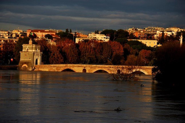 Rome is 'biggest flood risk in Europe'