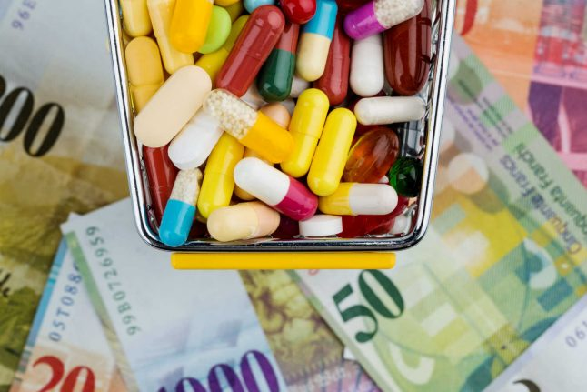 How Swiss healthcare costs have 'doubled' since 2000