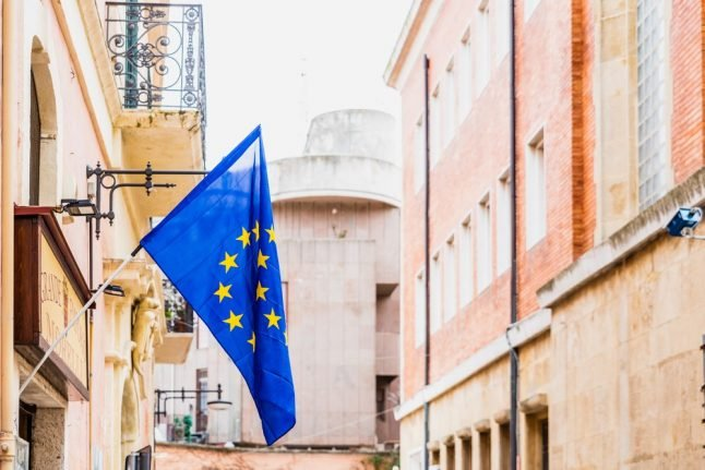 Most Italians want to remain part of the European Union, poll finds