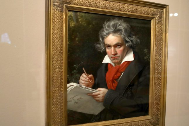 How AI is adding the final notes to German composer's Beethoven's Tenth Symphony