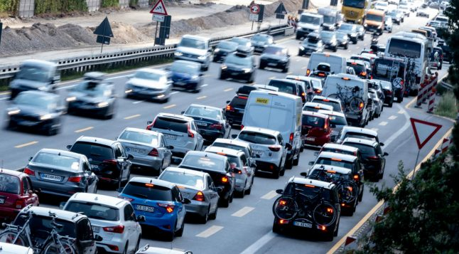 Higher fuel costs and Autobahn speed limit: How can Germany go green?