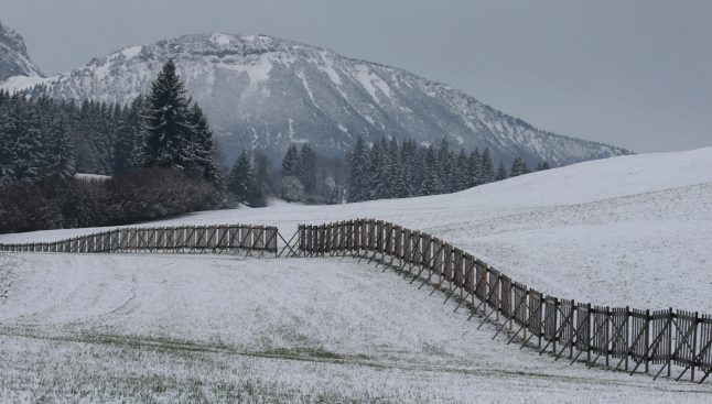Snow, ice and fog hit Germany as winter arrives