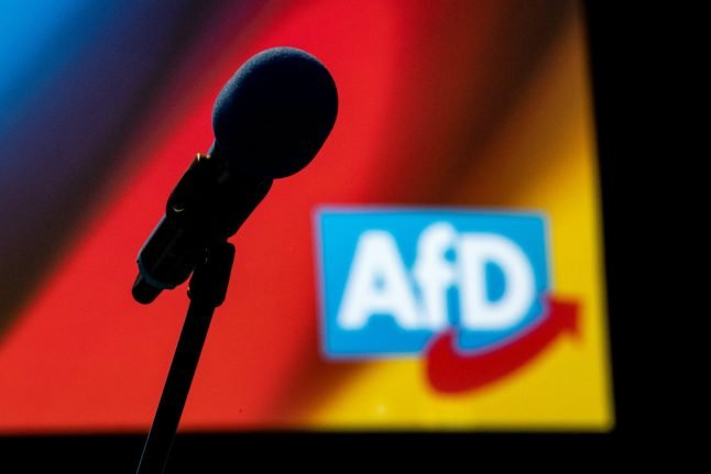 Why is Germany's far right AfD in 'serious financial distress'?