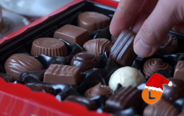 #AdventCalendar: The curious history of the chocolate box you're bound to receive this Christmas
