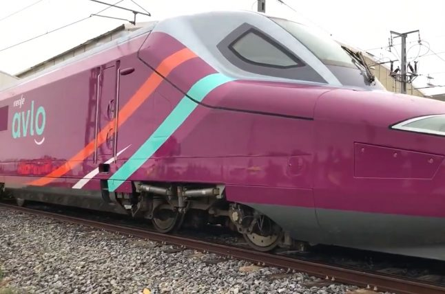 Introducing Avlo: Spain's new low-cost, high-speed (bright purple) rail service