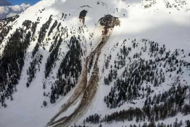 Six rescued from Swiss Alps after Boxing Day avalanche