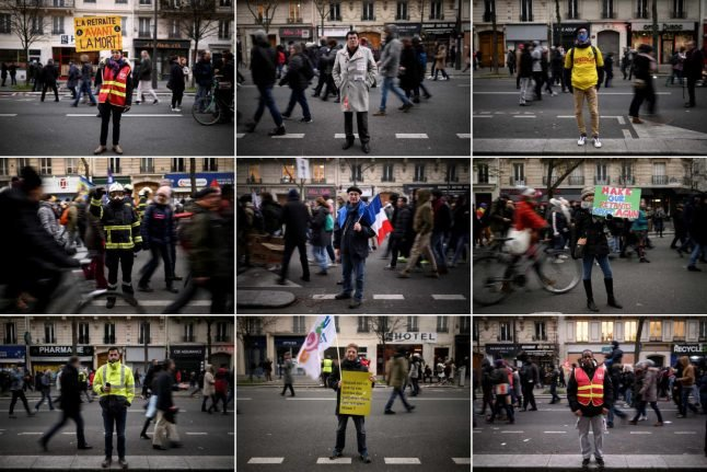 'The people around me don't seem to really care': The French defying Macron