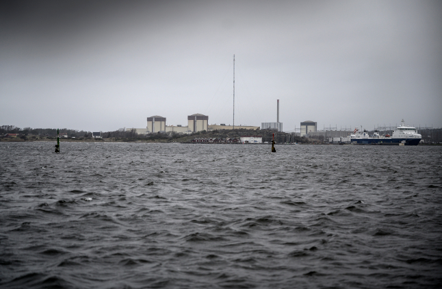 In Pictures: Swedish nuclear power reactor shuts down for good