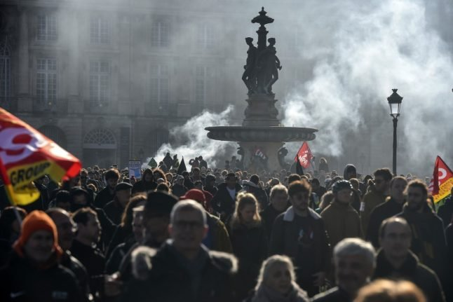 ANALYSIS: Pension concessions will not end French strikes, but they could now run out of steam