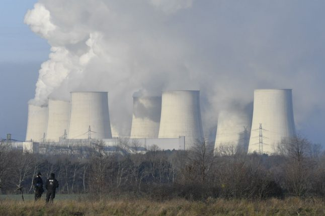 Credit Suisse to stop financing new coal-fired power plants