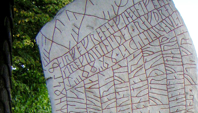 Did Vikings erect this runestone in fear of another climate crisis?