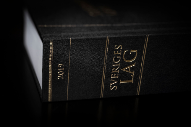 Everything you need to know about Swedish criminal law – in English
