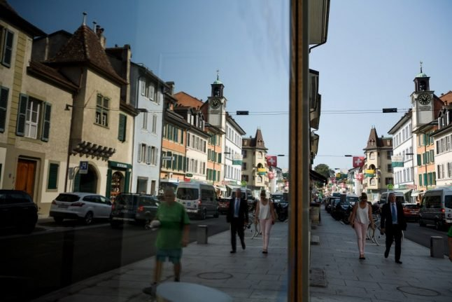 How rent prices vary in different cities in Switzerland