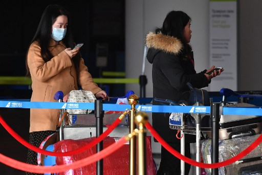 Italy suspends all China flights as coronavirus cases confirmed in Rome