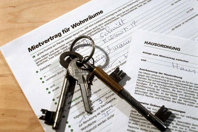 The words you need to know before renting a flat in Germany
