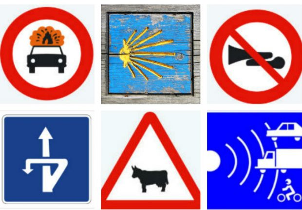 The essential road signs you need to understand in Spain