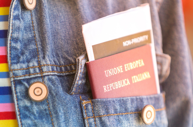 Italy has 'world's fourth most powerful passport'