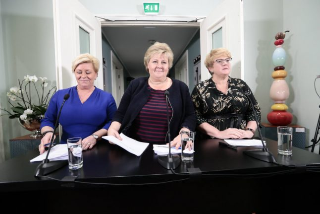 What's next for Norway's government after break-up of coalition?