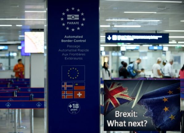 Brexit and France: What does it mean for travel after January 31st?