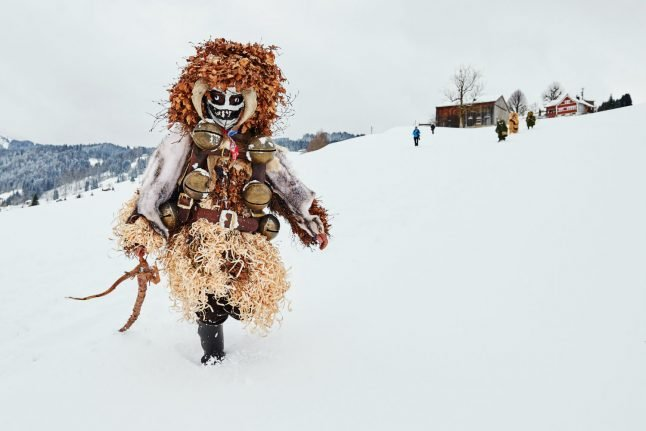 Why this part of Switzerland has two New Year's Eves