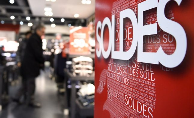 Know your consumer rights during France's winter sales bonanza
