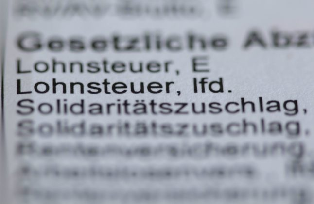 Demand for tax cuts in Germany grows after record budget surplus