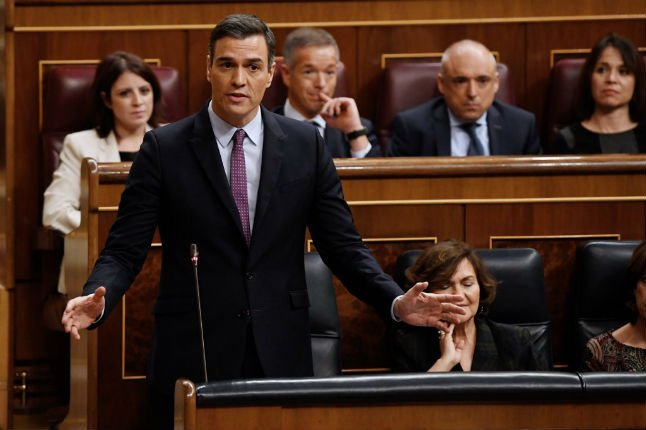 Talks with Catalans 'absolute priority': PM Sanchez