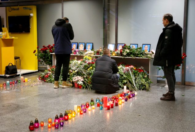 Three children among the Swedes reported dead in Iran plane crash