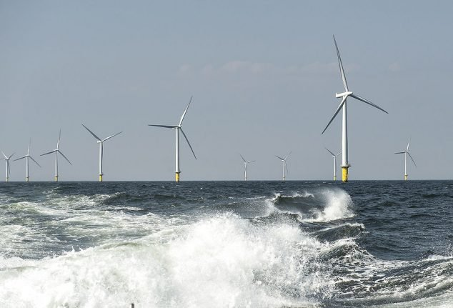 Denmark's renewable energy use passes landmark and is poised to grow in 2020s