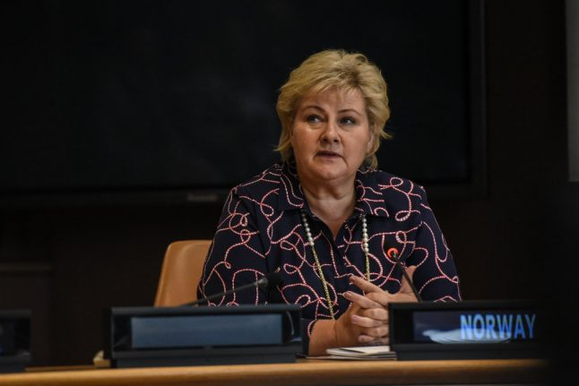 Norway considers ramping up climate spending at expense of overseas aid