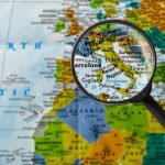 Where do all the native English-speaking residents live in Italy - and where do they avoid?
