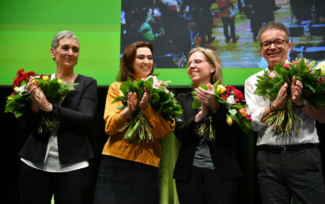 Austria's greens vote to join conservatives in coalition