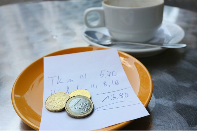 Trinkgeld: What you need to know about tipping culture in Germany