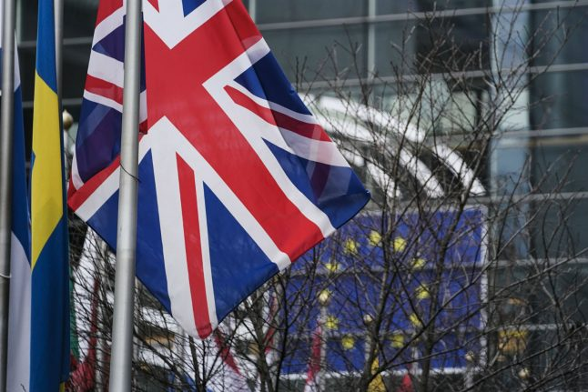 How will Brexit impact British cross-border workers in Switzerland?