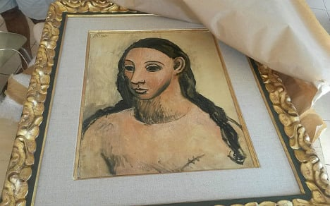 Spanish banker gets jail term for trying to smuggle Picasso masterpiece out of Spain on yacht