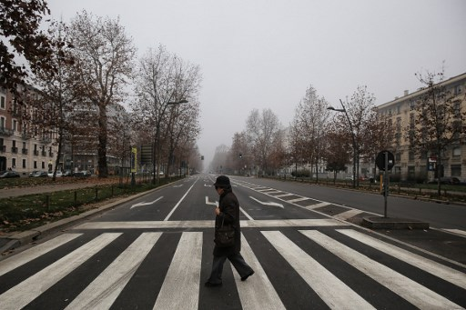 Milan is banning all cars this Sunday in attempt to lower smog levels