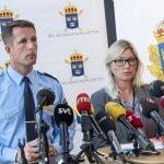 Sweden's big cities see fall in number of shootings
