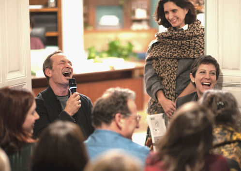 Madrid Bookie: The intimate literary salon with big ambitions