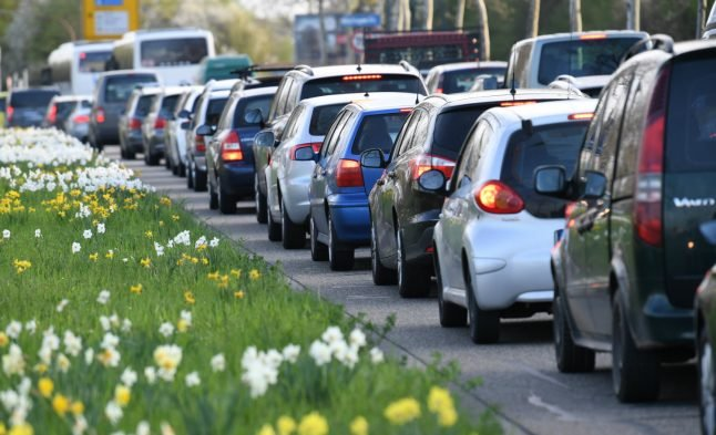 How the commute to work in Germany is changing